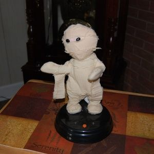 GEMMY Dancing Halloween Mummy with Strobe Lights